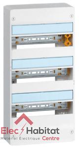 LEGRAND 05001 Peigne vertical  pour tableau électrique 3 rangées 125mm