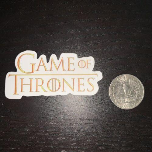 Board Waterproof Game of Thrones Sticker  -Phone Guitar Laptop