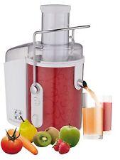 Saftpresse 1000 Watt elektrischer Entsafter Power Juicer Fruchtpresse Obstpresse