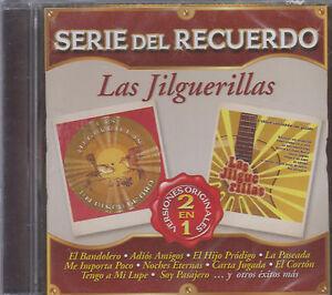 Cd Las Jilguerillas New Serie Del Recuerdo 20 Tracks Fast