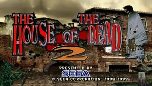 The House Of The Dead 2 Download Windows Pc Zombie Shooter Game