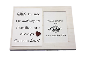 Family-Photo-Frame-Side-By-Side-or-Miles-Apart-Red-Cream-Wooden-6x4-034-F1403B