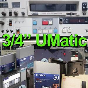 3-4-034-U-Matic-SP-to-MP4-VCR-Video-Tape-Reel-Digitizing-Transfer-Sony-Umatic