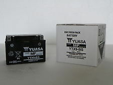 BATTERIE-SYM-125-GTS-YTX9-BS-YUASA-AVEC-L-039-ACIDE-YTX9BS
