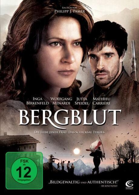 Bergblut (2011) DVD Zustand WIE NEU!!! Sofortversand!!!