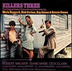 Killers Three [Original Motion Picture Soundtrack] by Original Soundtrack (CD, 2013, Curb)