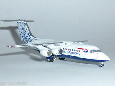 Avro RJ-100 British Airways Netherlands Jet-X Metal Model Scale 1:400 JXBA005  G