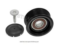 Grooved Drive Belt Idler Pulley For Mercedes W215 W220 W230 on Sale