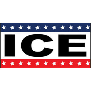 Ice-Black-Red-Blue-Food-Bar-Restaurant-Food-Truck-DECAL-STICKER-Retail-Store-Sig