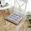 16-034-Cotton-Seat-Pads-Dining-Patio-Home-Kitchen-Office-Chair-Cushions-with-Tie-on thumbnail 13