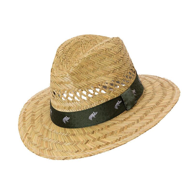 Straw Hat Hat Summer Hat herrenhut jagdhut Wild Boar