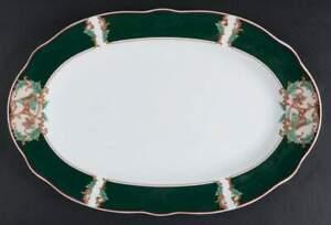 Noritake-Heim-fuer-Weihnachten-14-1-9cm-Oval-Servier-Platte-441250