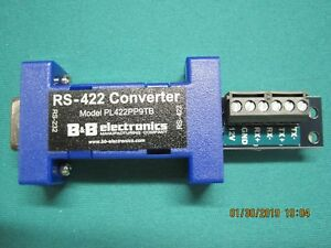 New-Sealed-in-Box-Pelco-PV140-Interface-Converter-RS-232-RS-422