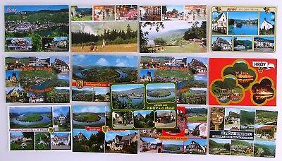 Methodisch 13 X Wein-dorf KrÖv A.d. Mosel Postkarten Lot Gebraucht Ak Gelaufen Frankiert