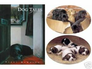 Nigel-Hemming-DOG-TALES-BOOK-Limited-Edition-Gift-Set-2-Free-Dog-Prints