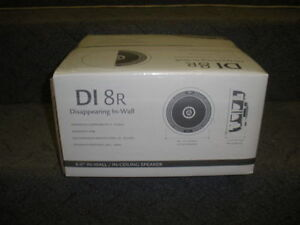 Definitive-Technology-DI-8R-Brand-New-In-Wall-Ceiling-Speaker-DI8R-Single