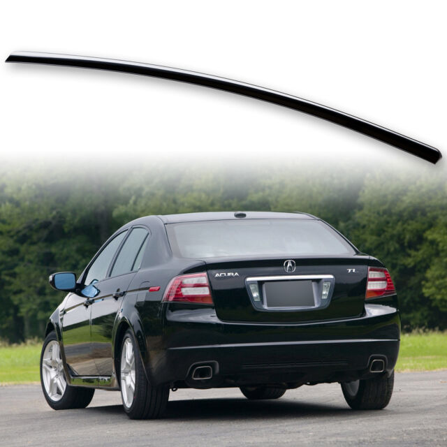 Painted Rear Trunk Lip Spoiler For 04-08 ACURA TL