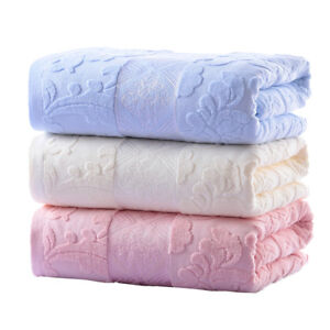 newly listed spring blanket pure cotton towel blanket flower relief sofa blanket