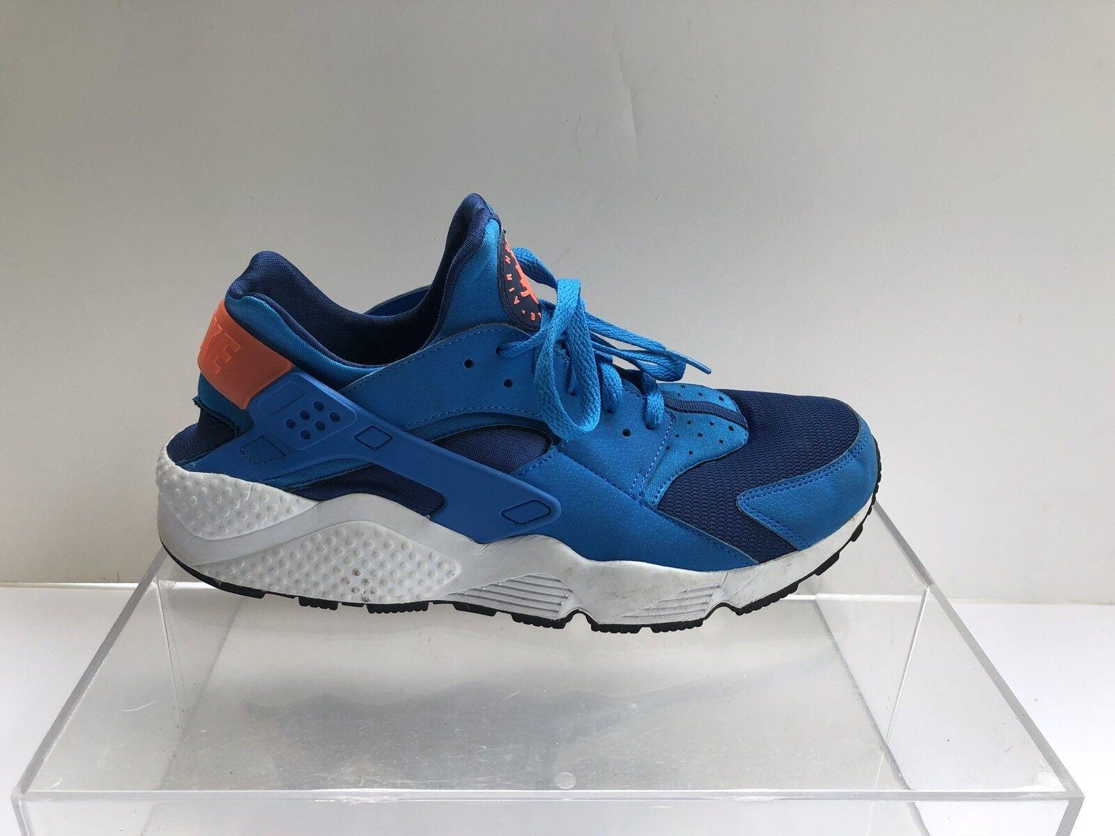 Size 10.5 Nike Uomo Air Huarache Ultra Shoes