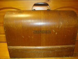 Vintage-Singer-Bentwood-Case-for-Sewing-Machines-Model-128-28