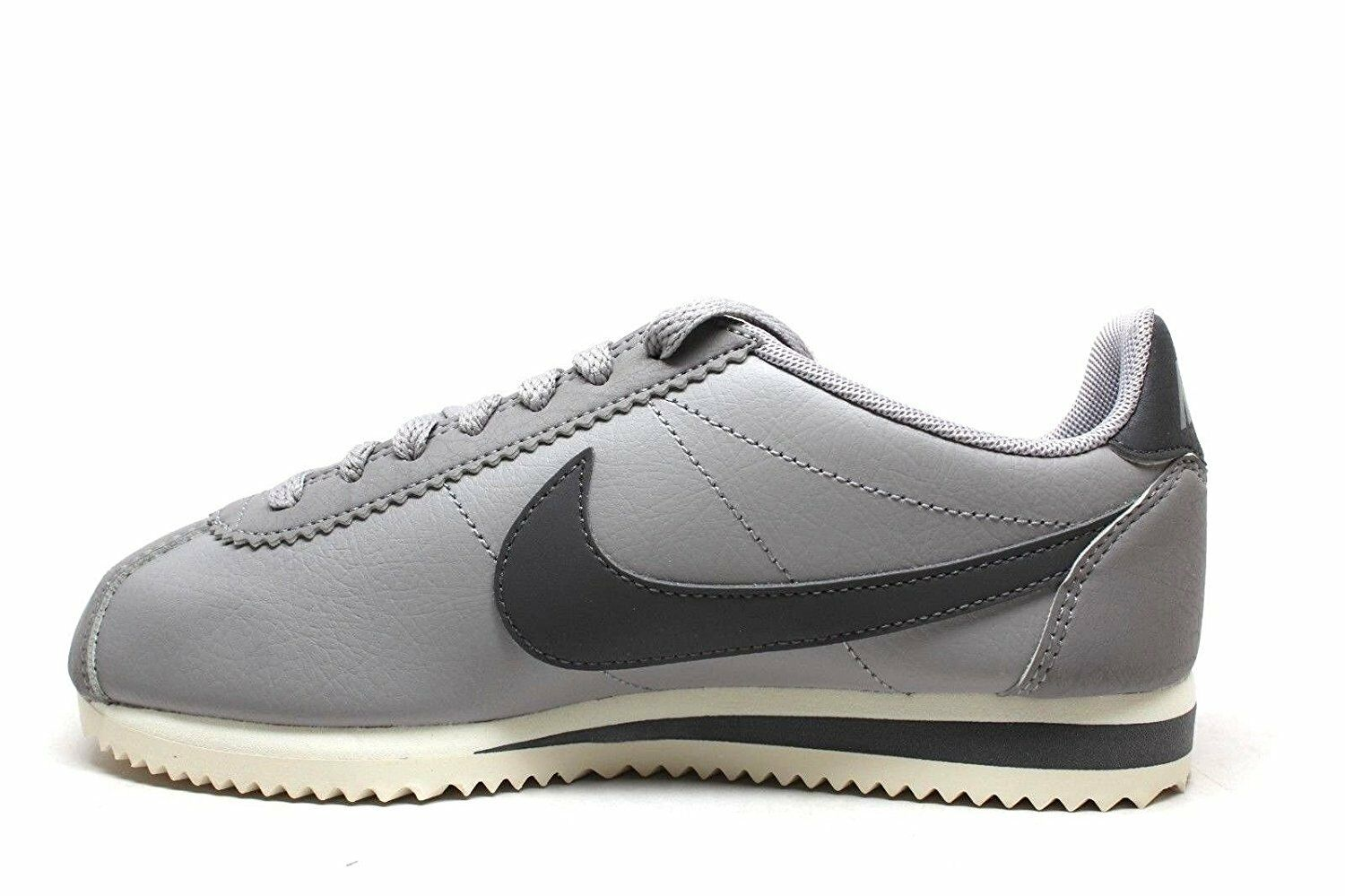 Nike Classic Cortez Leather Atmosphere Grey/Gunsmoke-Sail (WS) (807471 017) 017) 017) 627cef
