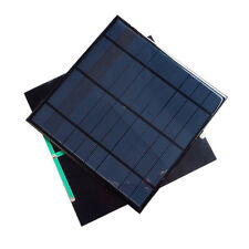 5V 4.5W Epoxy Solar Panel Photovoltaic Panel Polycrystalline Solar Cell DIY