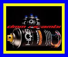 Vernice Spray HQS Allumino alte temperature 400ml. marmitte collettori moto auto