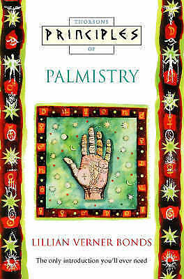 Principles of – Palmistry: The only introduction you'll ever need, Verner-Bonds,