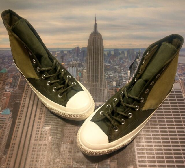 Converse Chuck Taylor All Star 70 Hiker Hi High Top Medium Olive Size 10 157485c