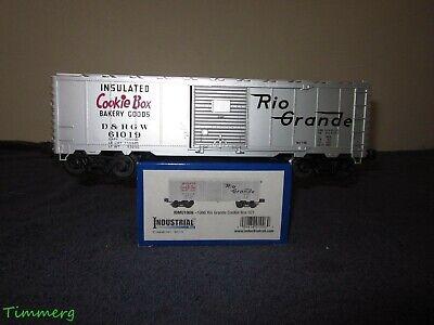 100% Verdadero Industrial Rail Idm #1006 Rio Grande Boxcar #61003 #mm Adecuado Para Hombres, Mujeres Y NiñOs