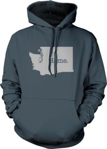 Home Washington Evergreen State Pride Seattle Spokane Bellevue Hoodie Pullover