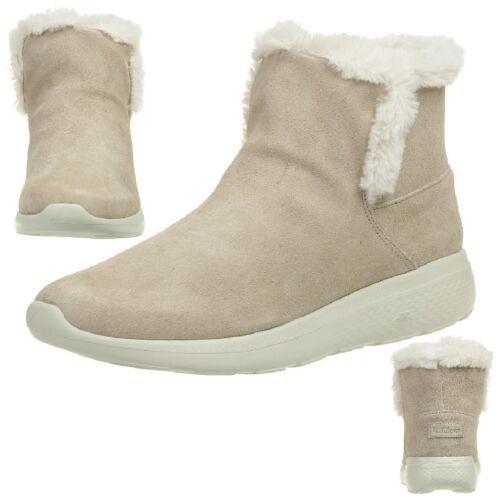 Go Boots 400 Tpe Bundle The Chaussures City D'hiver 2 Pour On Femme Skechers Doublées f0EH6qwAE