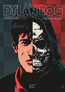 Dylan Dog: Chess of Death (Well-Bee cover) GN, Chiaverotti, Roi