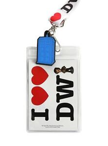 DR-WHO-LANYARD-I-LOVE-HEART-11TH-DOCTOR-TARDIS-POLICE-CALL-BOX-CHARM-ID-HOLDER