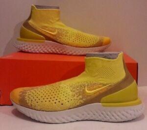 Nike Rise React Flyknit Limited BQ6176-707 Men Running Shoes SZ 9 ... 81fb5ecd5