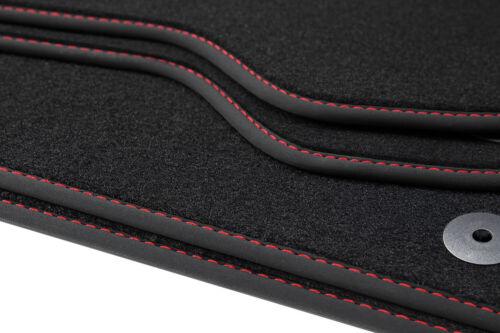 Premium Fußmatten für Mercedes A-Klasse W176 ab Bj 2012-04//2018