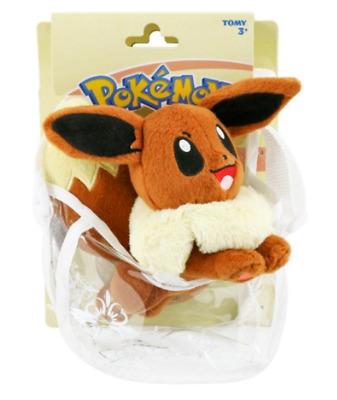 Pikachu Clip Shoulder Lets Go Let/'s Go Plush Pokemon from Japan