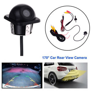 Car-Rear-Side-View-Mirror-Backup-Parking-Front-DVR-Camera-Lens-20MM-IP68-Fad-UK