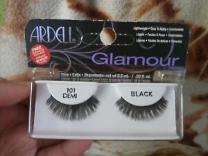CLOSEOUT-SALE-Imported-From-USA-Ardell-Glamour-Lashes-101-w-Adhesive-2