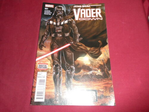 VADER DOWN #1 Aaron Marvel Comics 2016 NM STAR WARS