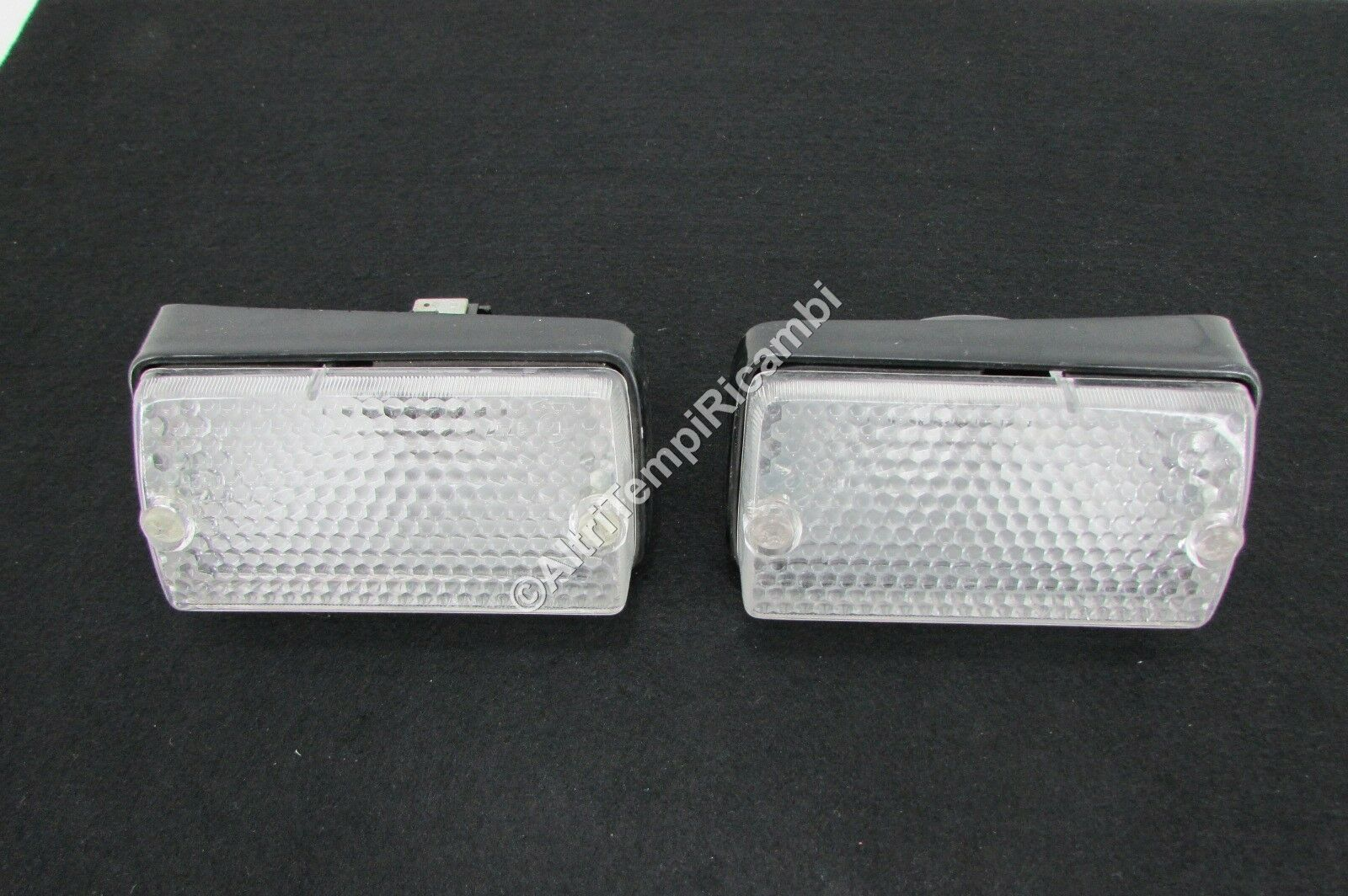 LIGHT FRONT L AUTOBIANCHI A112 ABARTH 6^ E 7^ SERIE 16309 INDICATOR TURN