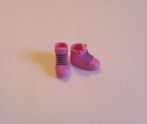 Authentic Spin Master Liv Pink Black Laces Hi Top Sneakers C.W Mc2 EUC