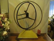 Ballerina MCM Brutalist Metal Kinetic Sculpture Mid Century Modern Jere era