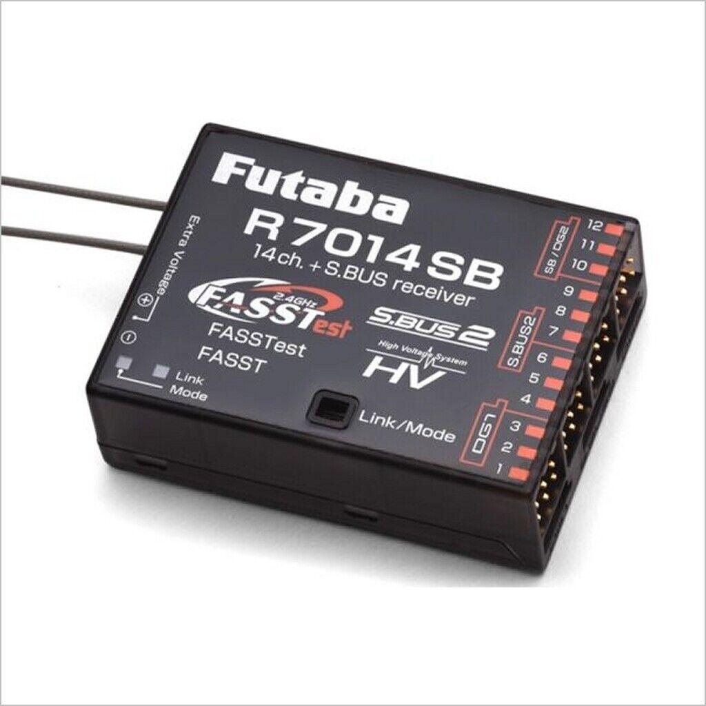 Receptor R7014SB FASST fasstest 2.4GHz  R7014SB (RC-WillPower) Futaba