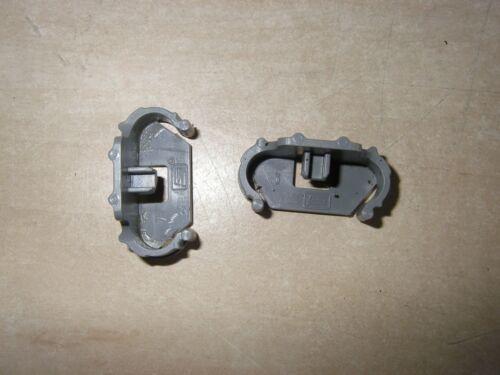 2 Lamona LAM8670 LAVASTOVIGLIE integrati COPPIA di plastica della guida superiore FINE CORSA