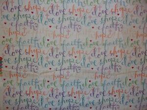 1//2 yarda Fabric Traditions 100/% Tela De Algodón-Rainbow Edredón-Violeta