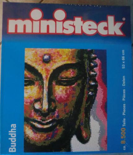 Ministeck Ministeck Ministeck 31834 Buddha 8500 Teile 192b16