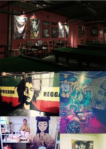 King Poker Wandteppich Kunst Wandbehang Tisch Bettdecke Wohnkultur