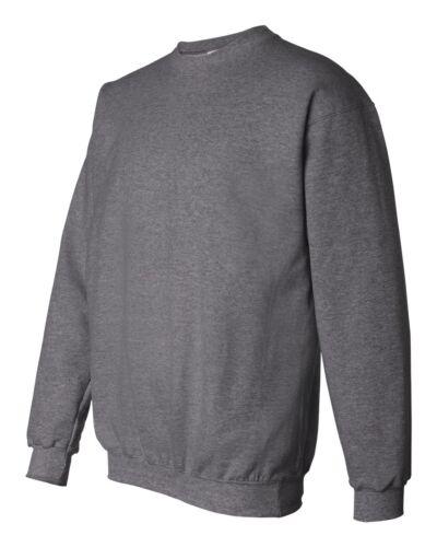 F260 Hanes PrintProXP Sweater Ultimate Cotton Crewneck Sweatshirt S 3XL New