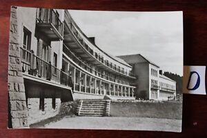 Carte Postale Vue Carte Thuringe Tabarz (trür Forêt)-afficher Le Titre D'origine